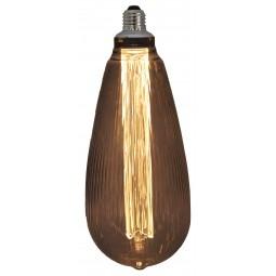 Ampoule Nouvelle Génération Vintage Smoky LED Wifi - 4W 130 Lumen - Culot E27