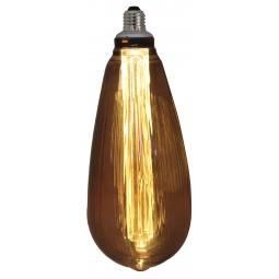 Ampoule Nouvelle Génération Vintage Brown LED Wifi - 4W 130 Lumen - Culot E27