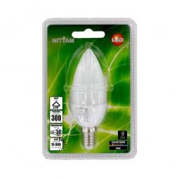 Ampoule LED flamme 4W Culot E14
