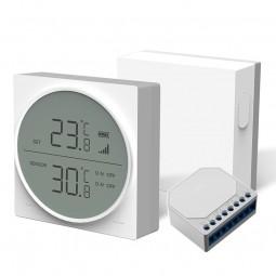 Kit : Bridge + Smart thermostatic head for electric boiler