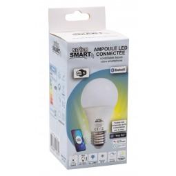 Ampoule LED connectée 9W Changement de blancs (CCT)