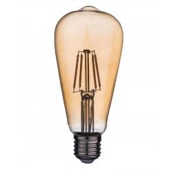 Smart LED bulbFilament 6W ST64 Change of White (CCT)