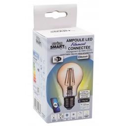 Smart LED bulbFilament 6W A60 - Change of White (CCT)