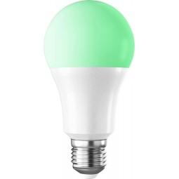 Smart LED bulb 9W multicolor (RGB) + Warm White (2700K)