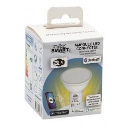 Ampoule LED connectée 9W Spot - Changement de blancs (CCT)