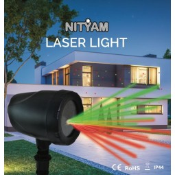 Projecteur LED Festif Laser Light diffuseur d'ambiance