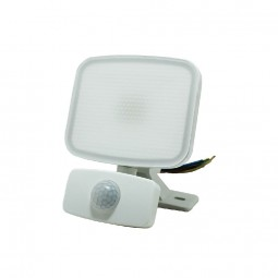 LED Projecteur 20W avec détecteur de mouvements