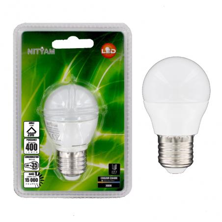 LED spherical 5W E27