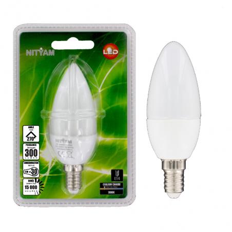 LED candle 4W E14