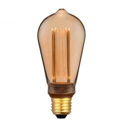 Ampoule LED ST64 Déco nouvelle génération - 4W 200 Lumen...
