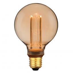 Ampoule LED G95 Déco nouvelle génération - 4W 200 Lumen