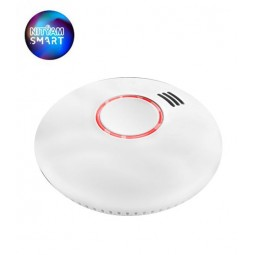 Smoke detector WIFI connected