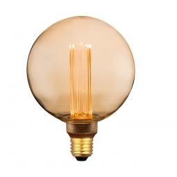 Ampoule Nouvelle génération G125 LED Wifi - 4W 130 Lumen...