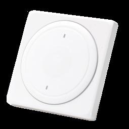 Interrupteur poussoir Wifi intelligent 2 boutons - Compatible Amazon Alexa & Google Home