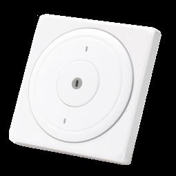 Interrupteur poussoir Wifi intelligent 3 boutons - Compatible Amazon Alexa & Google Home