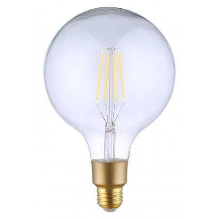 Ampoule Filament Wifi 6W G125 Culot E27 Claire